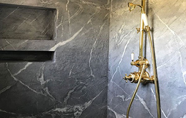 Soapstone Showers