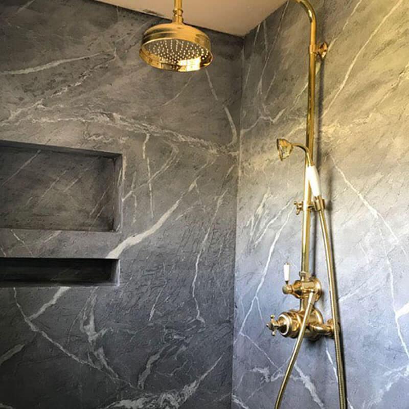 Sopstone Shower
